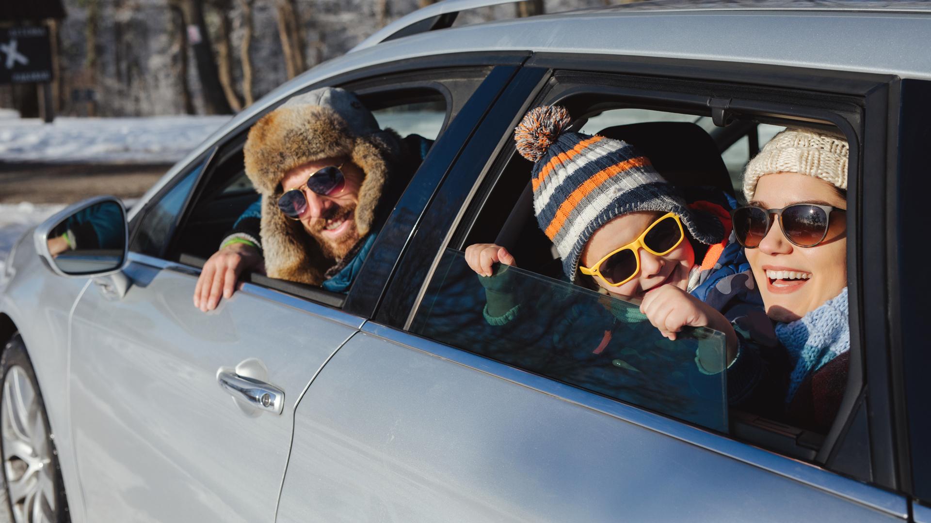 Velkommen på visning i vinterferien!