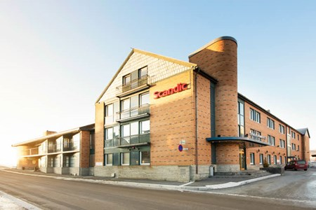 Scandic-Hammerfest-Exterior