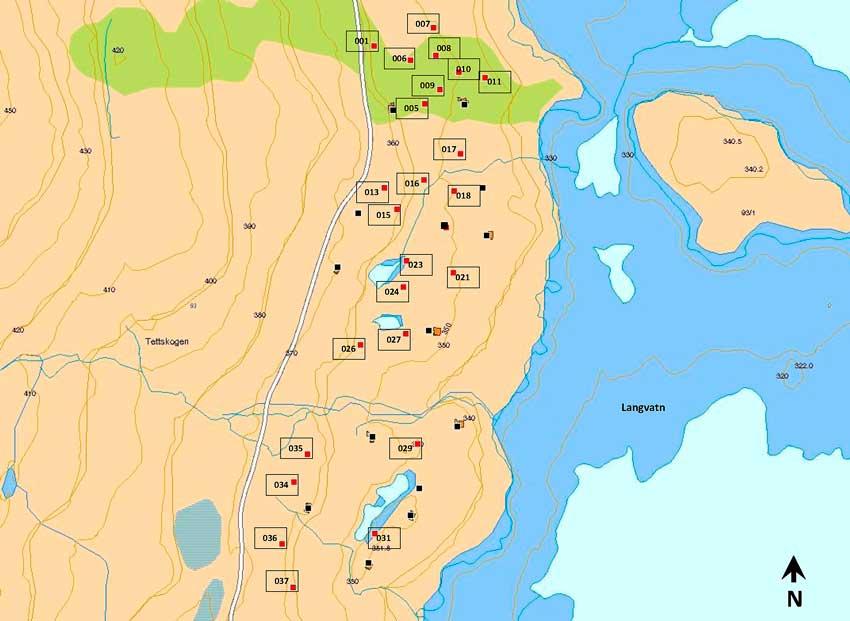 Hyttekart_Storvassfjell