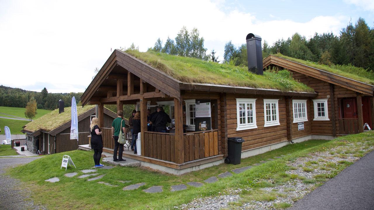 Hyttemessen på Hellerudsletta 25.-28. april