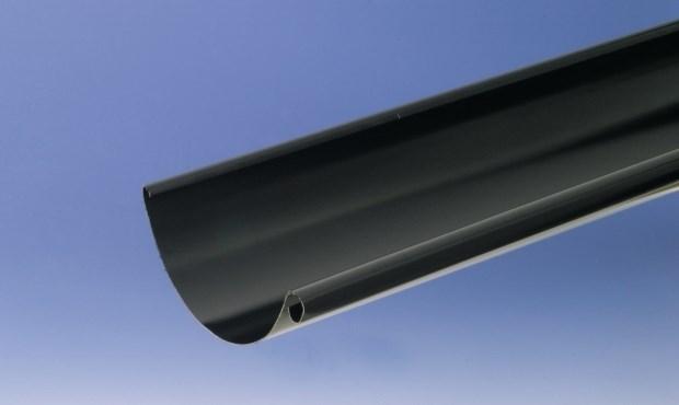 Ståltakrenne svart NCS S 9000-N